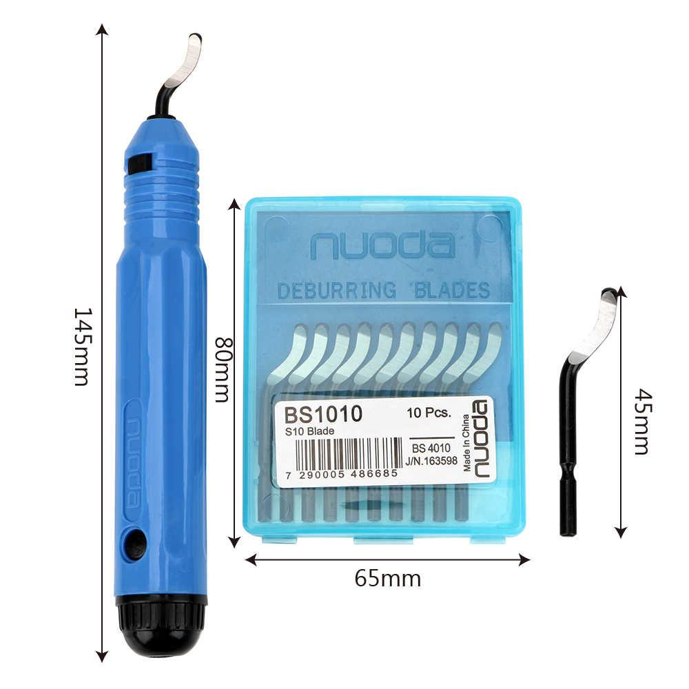 NICEYARD bricolage coupe-bordure NB1100 ébavurage poignée pour cuivre Tube alésoir outil pièces coupe couteau BS1010 grattoir