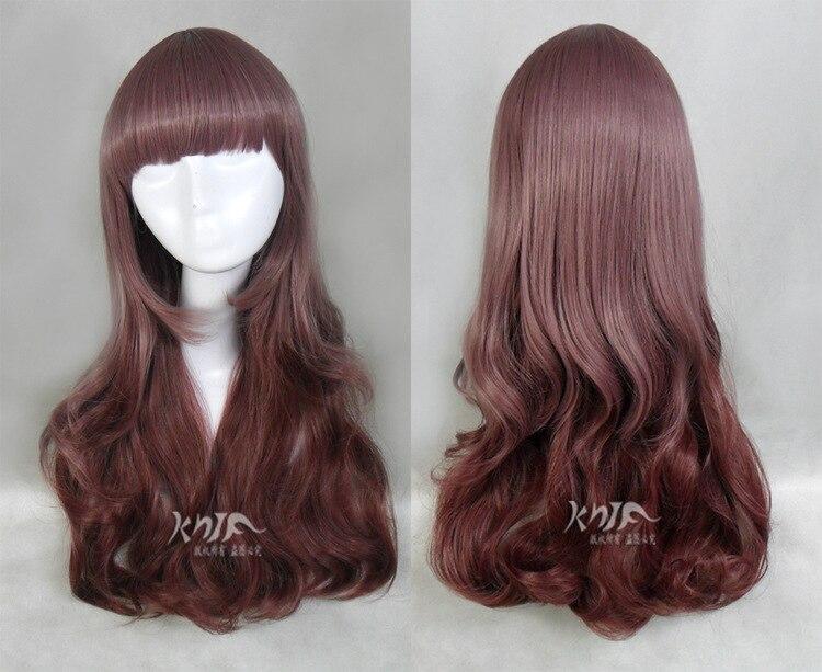 Top quality Lolita font b hair b font accessories 75cm 340g synthetic font b hair b