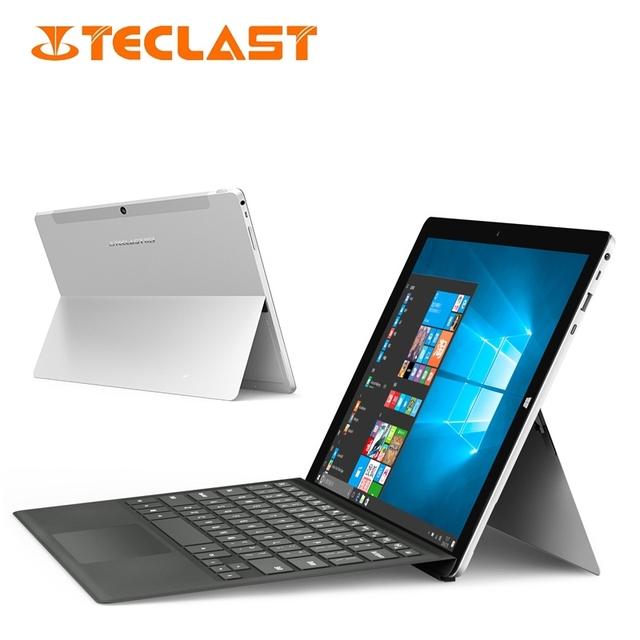 Teclast X5 Pro 12.2 Inch Windows Tablet Intel M3 Core 8GB RAM 256GB SSD ROM 1920*1200 FHD 2 in 1 Windows 10 Tablet PC Type C