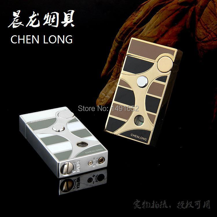 Novelty Gas electronic sense Metal Lighter Funny With lamp Cigarette Lighter Valentine s Day Gift for