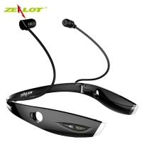Zealot H1 Bluetooth Pro Sports Running Luminous Earphones Wireless Headphones For IPhone Samsung Xiaomi Mobile Phone