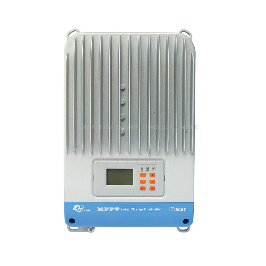 все цены на 1PC iTracer IT6415ND 60A MPPT Solar Charge Controller RS232 RS485 with Modbus protocol CAN Bus 12V 24V 36V 48V auto work онлайн