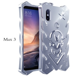 Image 5 - Power case voor Redmi Note 7 Schroef case voor Redmi 7 k20 pro shockproof case voor Max 3 zware luchtvaart Aluminium cover Simon