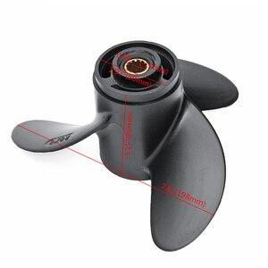Image 5 - Recém Para Tohatsu Nissan Mercúrio 4 6HP 3R1W64516 0 Popa Hélice de Alumínio H