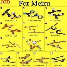 Jcd Новинка для meizu 2 mx2 mx3 mx4 pro mx5 кнопка регулировки