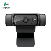 Logitech Pro C920 HD 1280 960 Webcam Support Official Test With 15 Million Pixels CMOS 30FPS