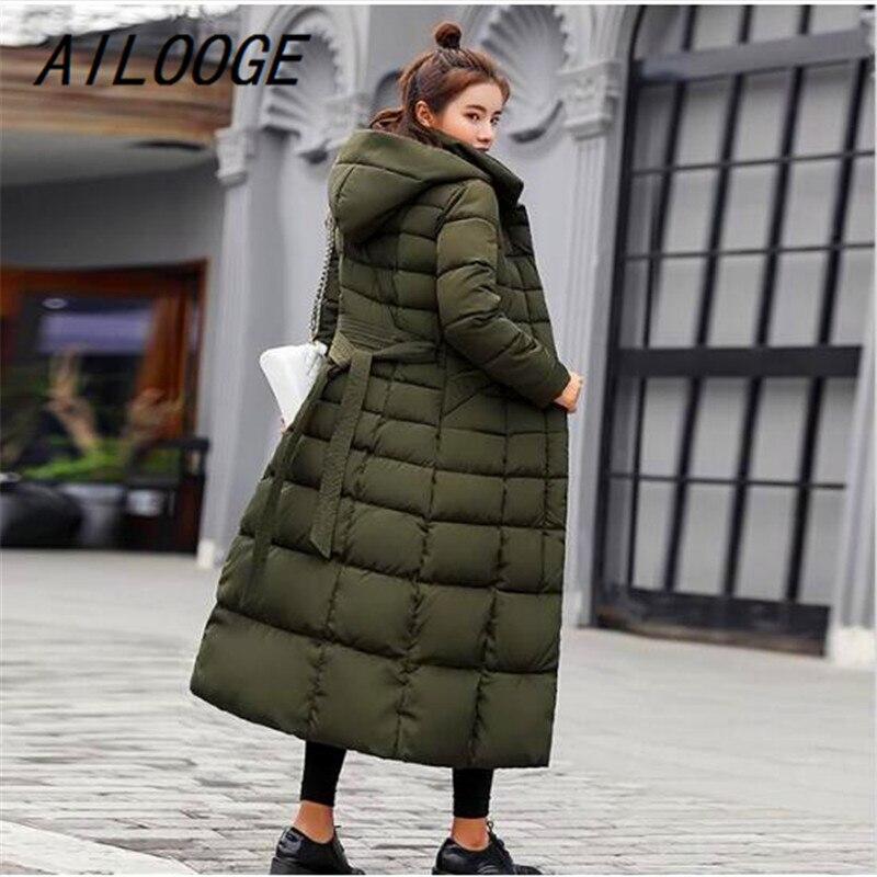 Parka Delle Cappotti E 2 5 Di Lungo Qualità Inverno Cappotto Spessore 2018 Alta Outwear 6 Rivestimento 3 Autunno 1 4 Donne Ailooge Usura Ytw6Zqy