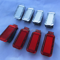 8Pcs New Door Warning Light For AUDI A3 A4 A5 A6 A7 A8 Q3 Q5 8KD