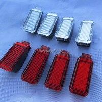 8Pcs New Door Warning Light For AUDI A3 A4 A5 A6 A7 A8 Q3 Q5 8KD
