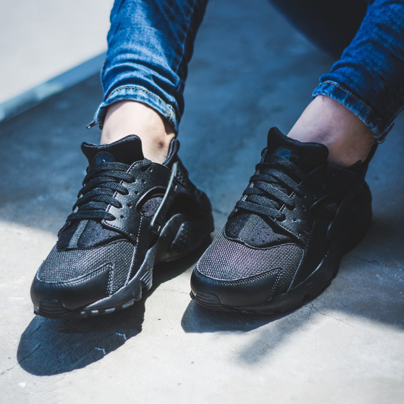 9f4113ae1a21 NIKE HUARACHE RUN GS Women Shoes Girl Running Lightweight Damping Big Boy  Kids Children Casual Sport Sneakers -in Sneakers from Mother   Kids on ...