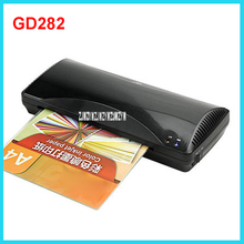 Laminator A4 Hot-And-Cold-Menbrane-Machine Gd282 1pcs 230-Mm Intelligent