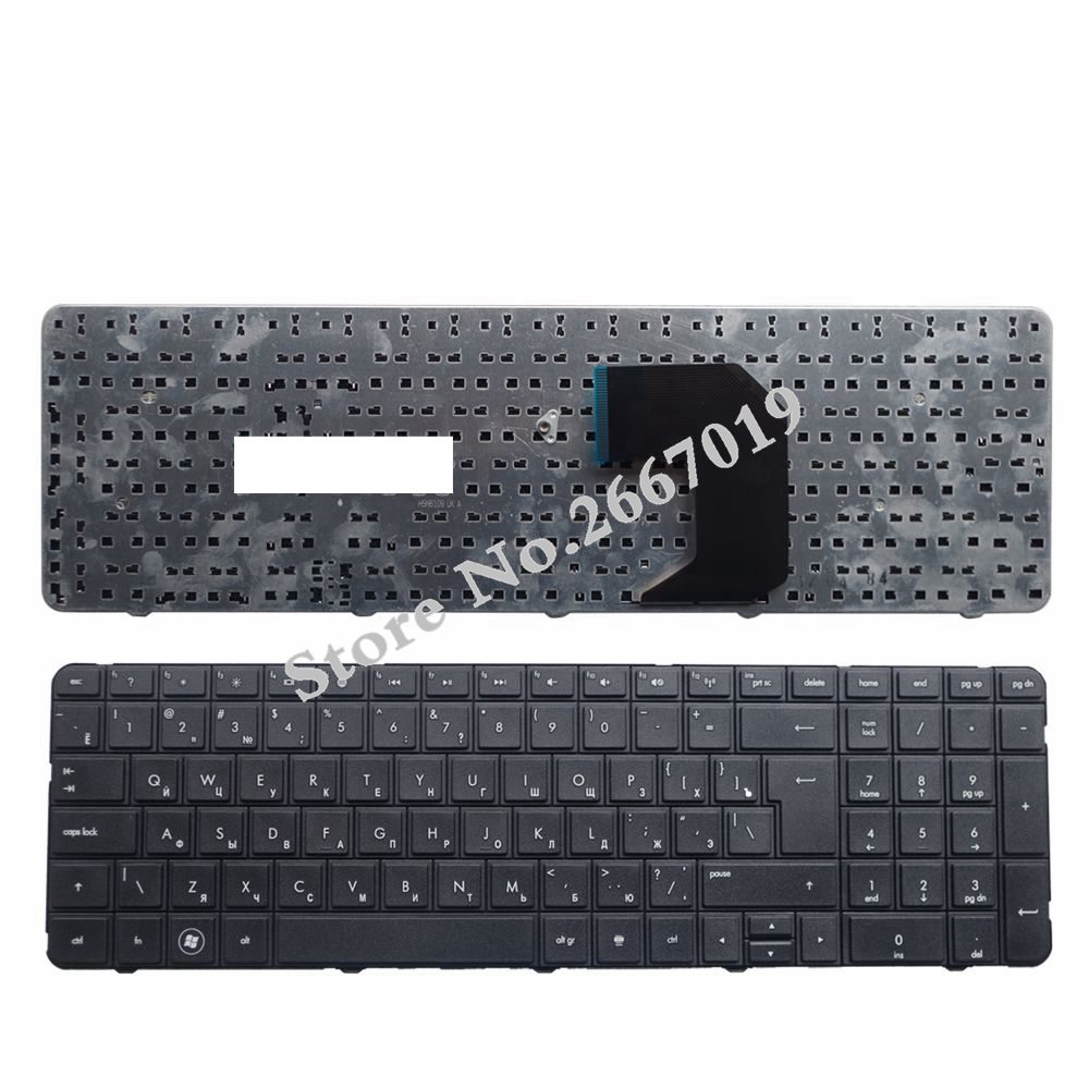 New Russian keyboard  for HP for Pavilion G7-1000 G7-1100 G7-1200 G7 G7T R18 G7-1001 G7-1222 RU  Laptop Keyboard