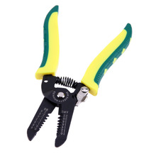 Green and Yellow Design Pliers