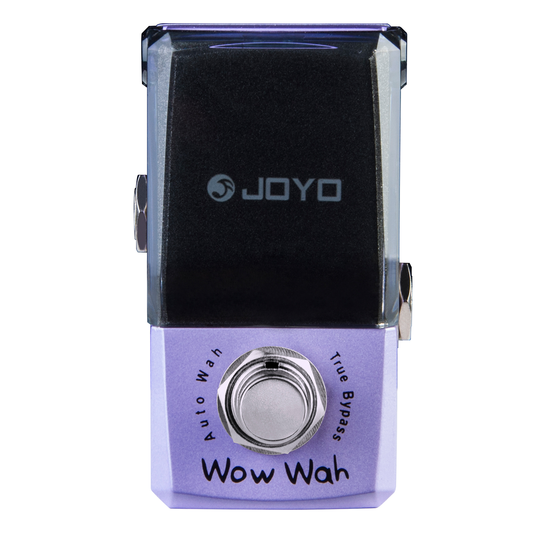 ФОТО Joyo Ironman JF-322 Wow Wah Autowah Guitar Effect Pedal True Bypass JF 322