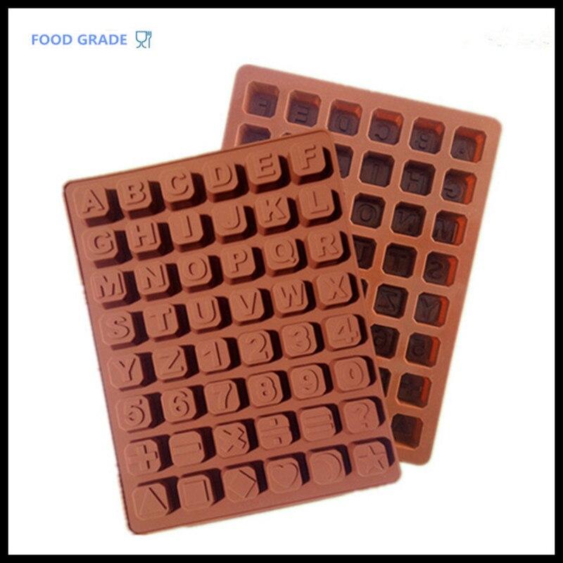 Шоколадные буквы конфеты своими руками