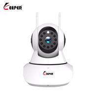 KEEPER HD 1080P 2 0MP Network IP Camera Wireless WIFI Surveillance Security P2P Video Camera Infrared