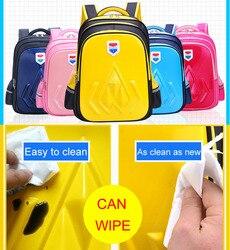 Torby szkolne dla nastoletnich dziewcząt chłopiec mochila escolar PU skórzany plecak wodoodporny infantil bookbag o dużej pojemności plecak szkolny 4
