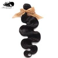 Mocha Hair Brazilian Body Wave Virgin Hair Weaving One Bundle 10 28 Inch Natural Color 100% Unprocessed Human Hair