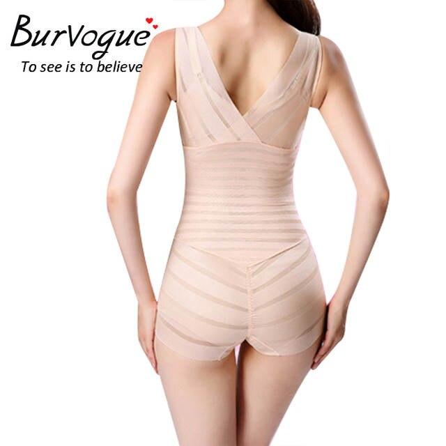 1352200c81 placeholder Burvogue Women Sexy Shapewear Tummy Control Shaper Underbust Full  Body Shaper 2 Colors Slimming Underwear Vest