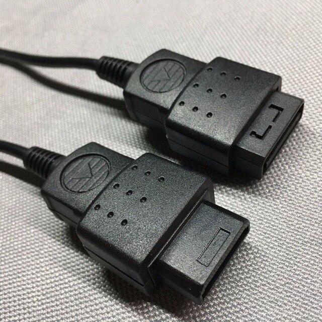 Буким 10 шт. контроллер геймпад 1,8 м Удлинительный кабель Расширенный линейный шнур провод для SEGA saturn для SS