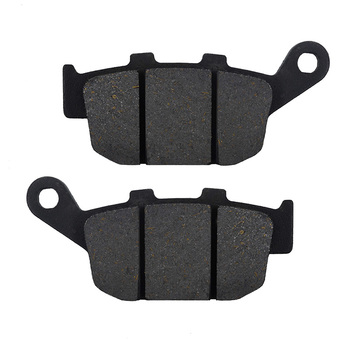 Motorcycle Rear Brake Pads Disks for Honda XL 600 Transalp (91-00) (VM/VN/VP/VR/VT/VV/VW/VX) LT140 image