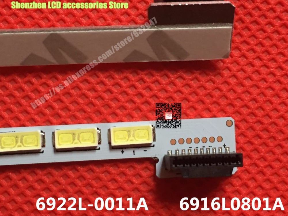 100% New  FOR  32-inch  Skyworth 32E600F LCD Backlight Bar 6922l-0011a 6916l-0801a 6920l-0001c With LC320EUN 1PCS=42LED 403MM