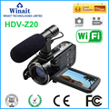 "Free shipping Winait 1080P Full HD Digital Video Camera Camcorder 24MP 16x digital Zoom 3.0"" LCD Screen DV DVR"