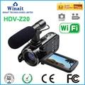 "Frete grátis winait 1080 p full hd câmera de vídeo digital camcorder 24mp 16x zoom digital de 3.0 ""tela lcd dv dvr"