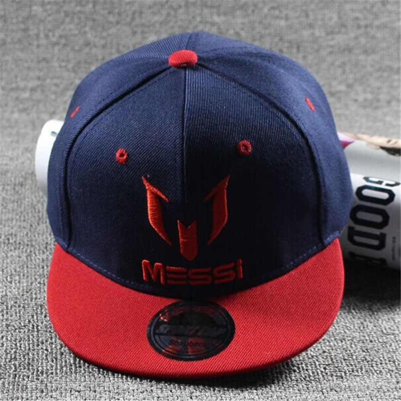 e44292329a3 ... Doitbest Children Ronaldo CR7 Neymar NJR Baseball Cap Hat Fashion Boys  Girls Kids MESSI Snapback Hats ...