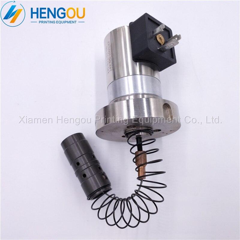 1 Set Stahl pliage Machine pièces de rechange électrique levage aimant ZD.203-764-01-00 pliage Machine électrovanne 24 V