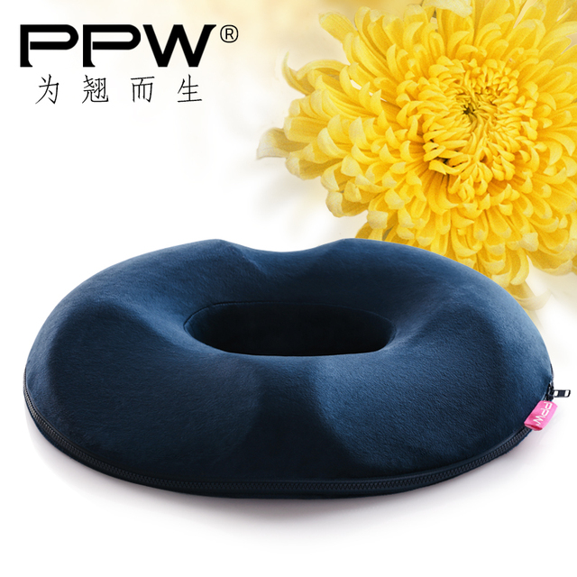 Us 25 87 Memory Foam Ring Seat Cushion For Chair Car Office Home Massage Fitness Surgical High Resilience Pregnancy Health In Cushion From Home