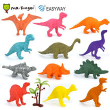 Easyway Dinosaurs Model Cute Animals Gifts Boys Toys Hobbies