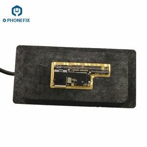 Image 3 - Паяльная станция PHONEFIX PPD120, паяльная BGA паяльная станция, медная нагревательная пластина для iPhone A8 A9 A11 CPU NAND IC ремонтная сварочная пластина