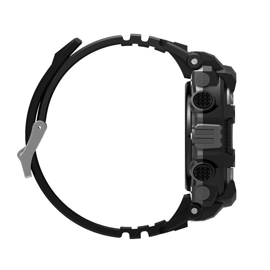 Открытый 5 Водонепроницаемый светодиодный часы таймер с обратным отсчетом Цифровые Спортивные Гонки синхронизации часы большой светодиод... - 6