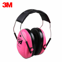 3M H510AK Children Baby Earmuffs Kid Noise Canceling Headphones Ear Protectors Hearing Protection Soundproof Anti noise Ear muff