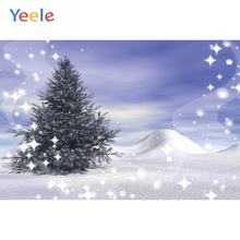 Yeele Christmas Family Party Customized Glitter Photography Backdrops Personalized Photographic Backgrounds For Photo Studio