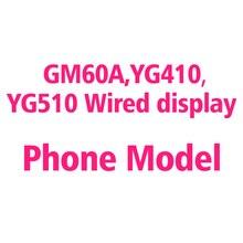 GM60A YG410 YG510 YG610 проектор проводной Дисплей Модель телефона