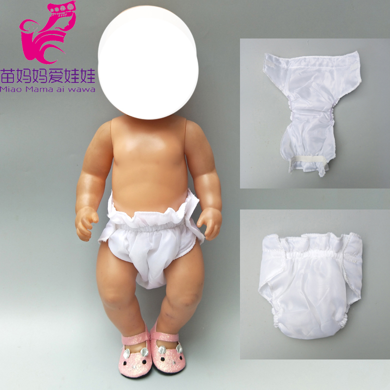 reborn baby doll girl diapers assortment