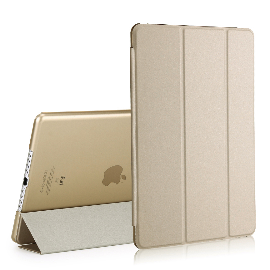 Case For Ipad Air 1 / 9.7 Inch NEW 2017 Model A1822 A1823 A1893 A1954 Color PU Ultra Slim Magnet Wake Smart Cover Case