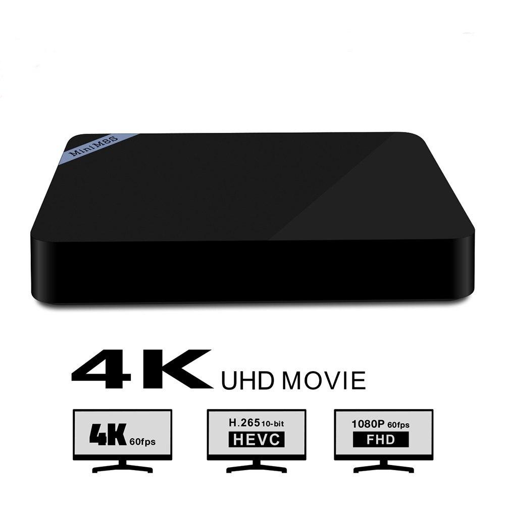 2016 T95N font b Smart b font TV Box Mini M8SPro 1G 2G 8G Quad Core