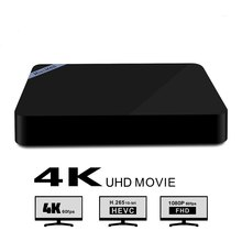 2016 T95N Smart TV Box Mini M8SPro 1G/2G/8G Quad Core Android6.0 S905X Kodi 16.0 4 K Reproductor Multimedia Wifi Miracast DLAN IPTV