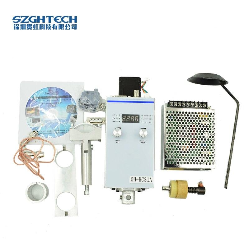 CNC Plasma contrôleur Contrôleur de Hauteur de Torche 220 v Arc et Cap Tension avec Anglais Manuel de cnc Flamme Plasma De Coupe machine