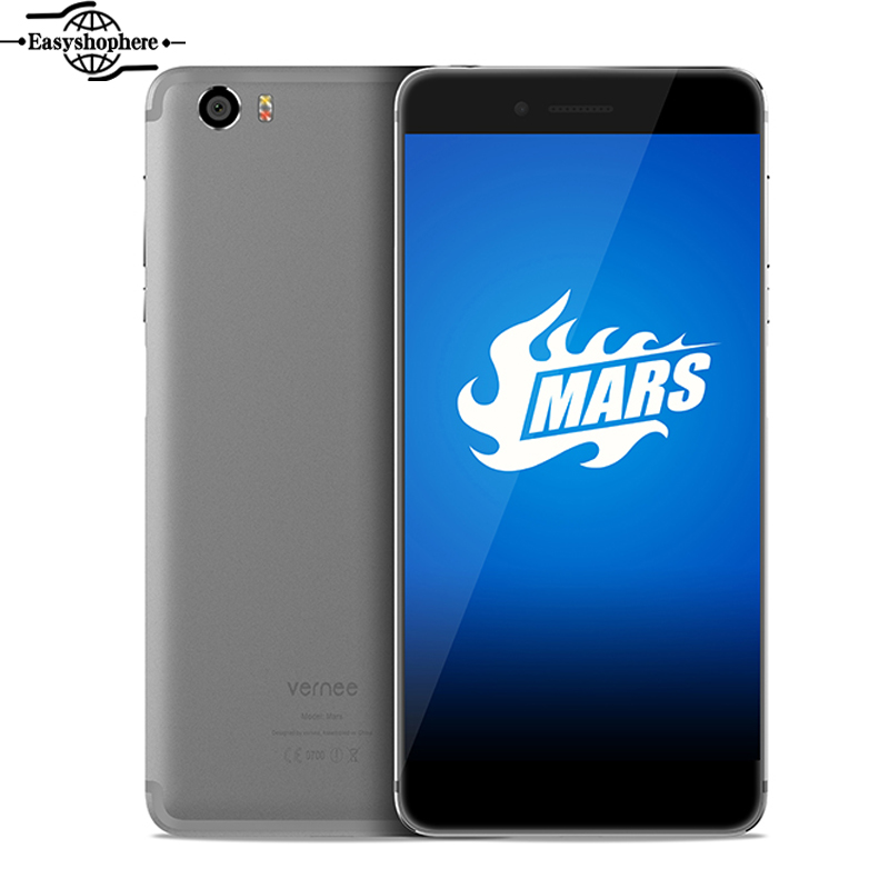 5 5 inch Vernee Mars 4G Smartphone Android 6 0 MT6755 Octa Core 4GB RAM 32GB