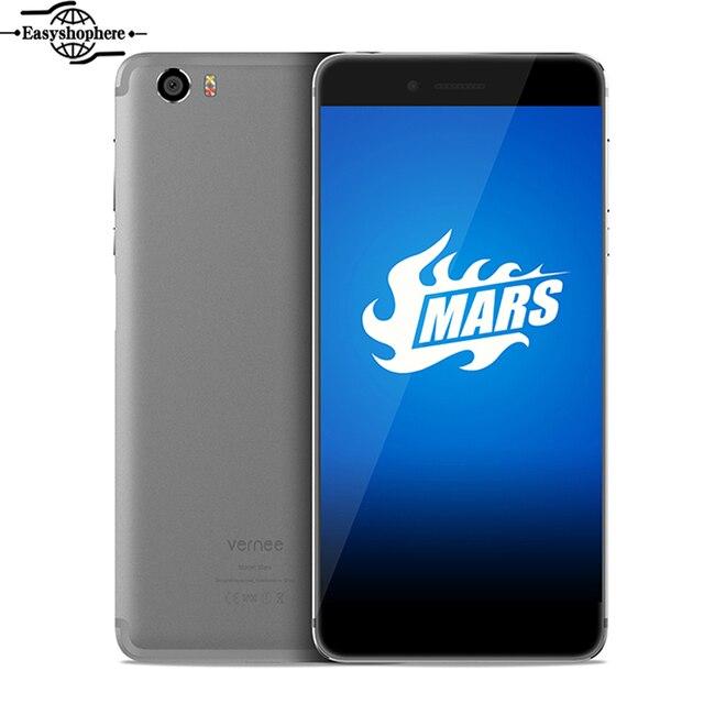 5.5 pulgadas vernee marte 4g smartphone android 6.0 mt6755 octa core 4 GB RAM 32 GB ROM 1920*1080 2.0 GHz FHD 13.0MP FHD Teléfono Móvil