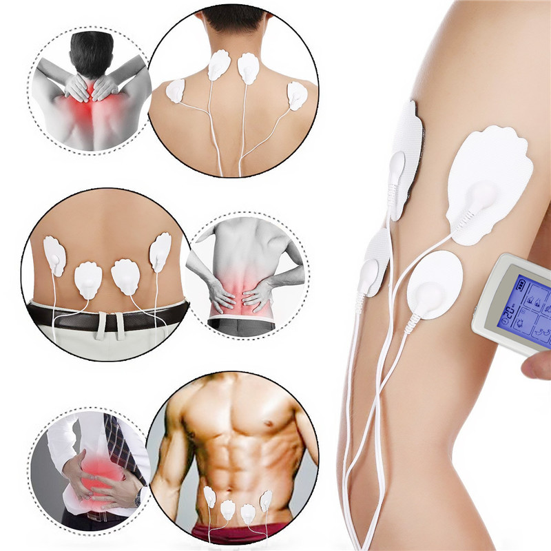 New Body Health care Digital meridian therapy massager machine Muscle Relax Acupuncture Physical Therapy EMS Electronic Products