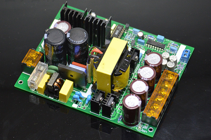 600W Digital Power Amplifier for Switching Power Supply Board of 600W Positive and Negative 71V Power