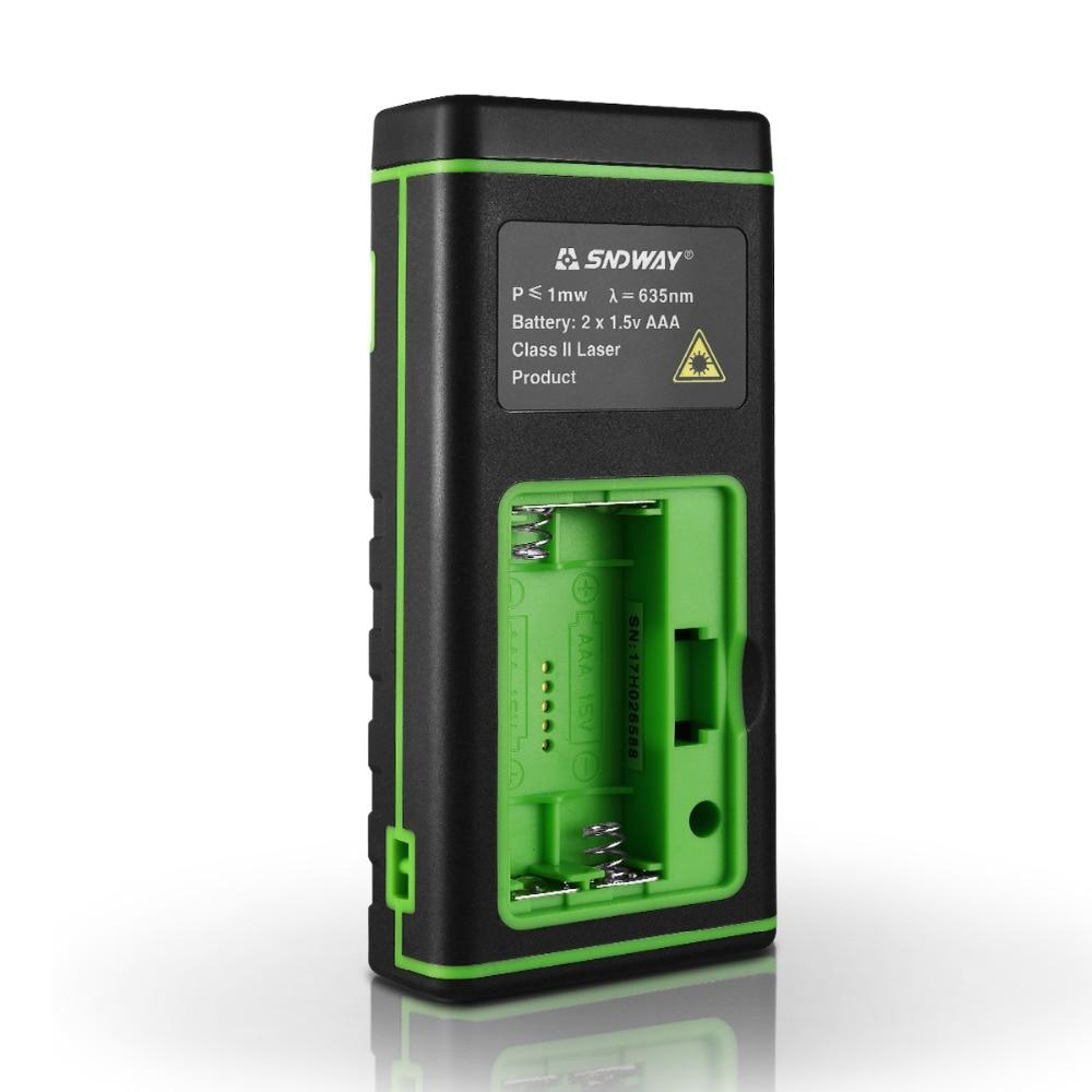 SNDWAY 40M Misuratore di distanza laser digitale Misuratore di - Strumenti di misura - Fotografia 4