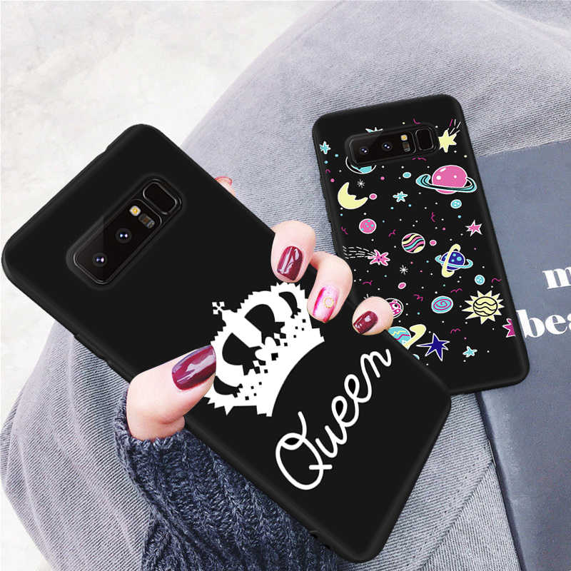 Case For Samsung Galaxy A8 A6 Plus 2018 A5 2017 A7 A9 A6S S9 S8 Plus Cover For Samsung A8 A6 Cases Soft TPU Coque Frosted Fundas