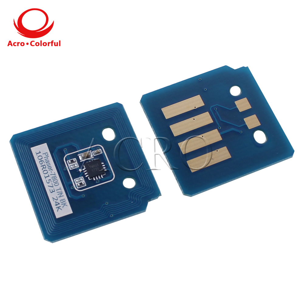 Newest and hot-sale reset toner chip for Xerox Phaser 7800 Laser cartridge