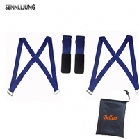 Heavy Transport Belt Furniture Moving Lifting Straps Carry Rope Strap Nylon Material Transport Wrist For Furniture